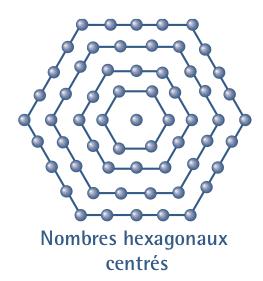 hexagonaux