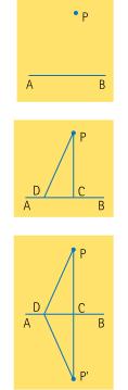 Géométrie euclidienne avec raisonnement par l'absurde