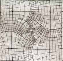 Grille d'Escher