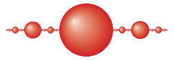 Figure 1 : Le colier de Cantor