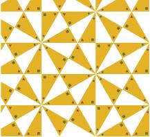 Un pavage euclidien