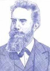 Wilhelm Rüntgen1845-1923