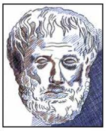Aristote  ~385 à ~382