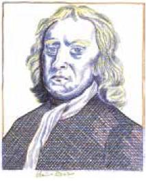 Isaac Newton1643-1727