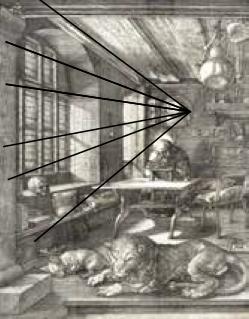 Dürer, Saint Jérôme dans sa cellule