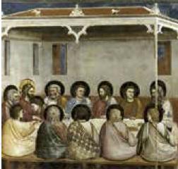 Giotto, La Cène