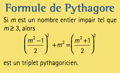 pythagore-formule